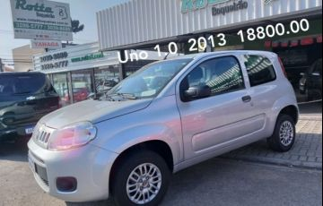 Fiat Uno Way 1.0 8V Flex