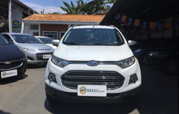 Ford Ecosport Titanium 2.0 16V PowerShift (Flex)
