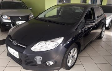 Ford Focus Hatch SE 1.6 16V TiVCT