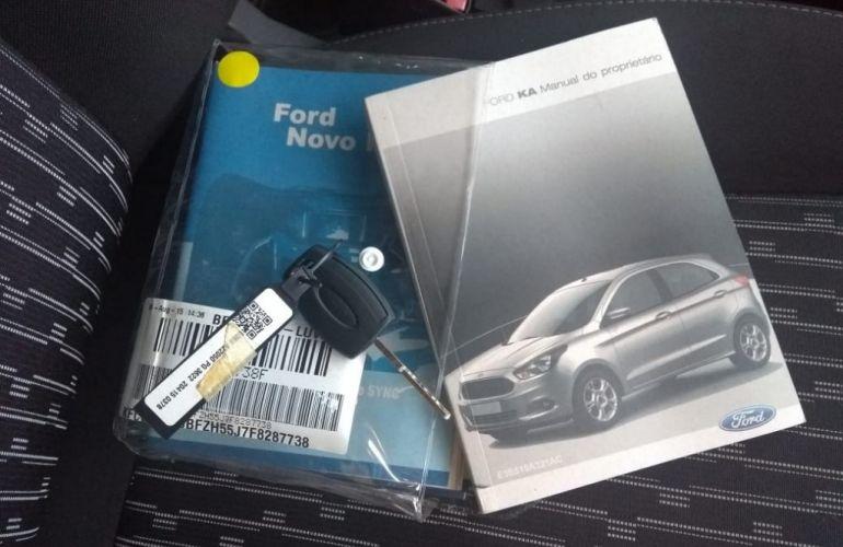 Ford Ka Hatch SE 1.5 16v (Flex) - Foto #3