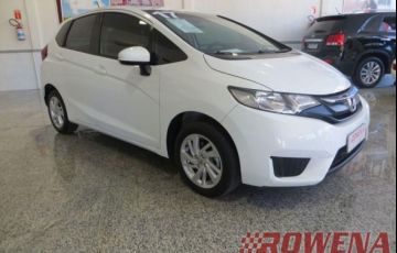 Honda Fit LX 1.5 16V Flex