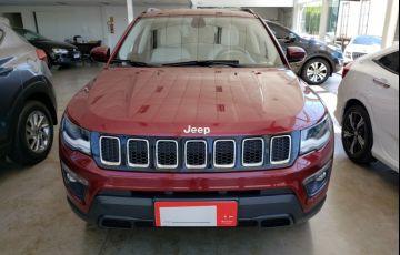 Jeep Compass 2.0 TDI Multijet Longitude 4WD (Aut)