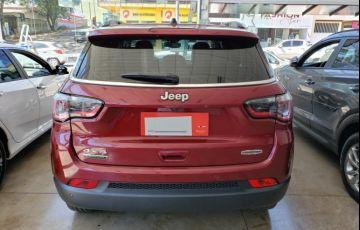 Jeep Compass 2.0 TDI Multijet Longitude 4WD (Aut) - Foto #4