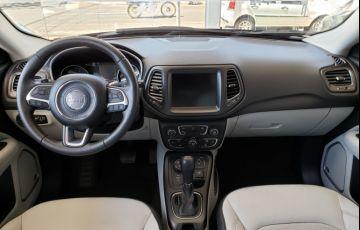 Jeep Compass 2.0 TDI Multijet Longitude 4WD (Aut) - Foto #9