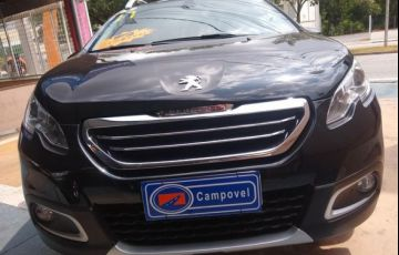 Peugeot 2008 Griffe 1.6 16V (Flex)