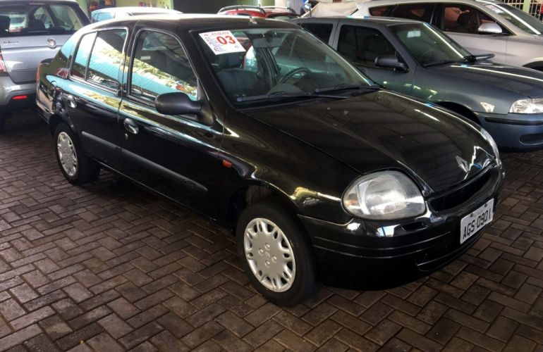 Renault Clio Sedan RN 1.0 16V - Foto #1
