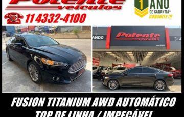 Ford Fusion Titanium Plus 2.0 EcoBoost AWD 2.0 EcoBoost - Foto #2