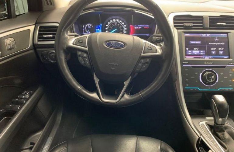 Ford Fusion Titanium Plus 2.0 EcoBoost AWD 2.0 EcoBoost - Foto #6