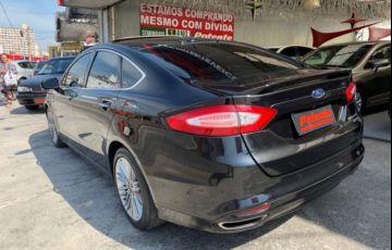 Ford Fusion Titanium Plus 2.0 EcoBoost AWD 2.0 EcoBoost - Foto #9