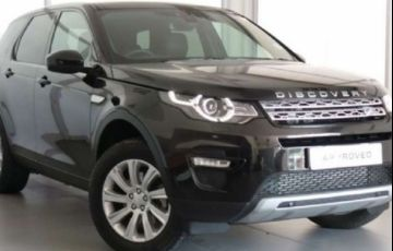 Land Rover Discovery Sport HSE 2.2 16V SD4 Turbo