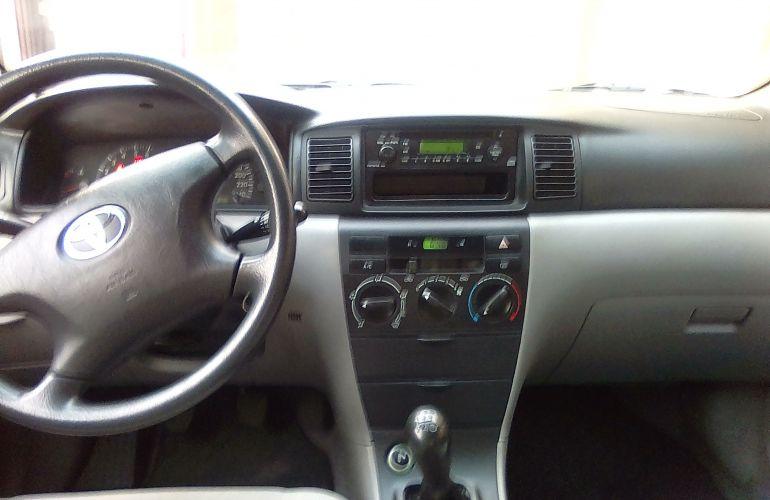 Toyota Corolla Sedan XEi 1.8 16V - Foto #5