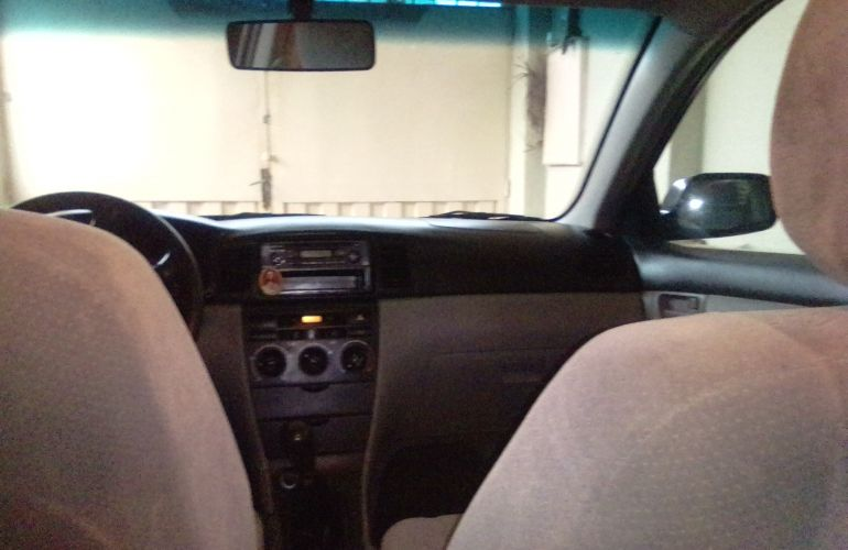 Toyota Corolla Sedan XEi 1.8 16V - Foto #7