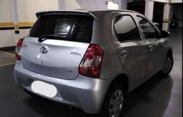 Toyota Etios X 1.3 (Flex)