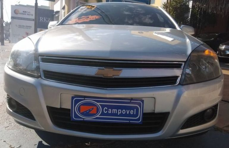 Chevrolet Vectra GT 2.0 SFI 8V Flexpower - Foto #1