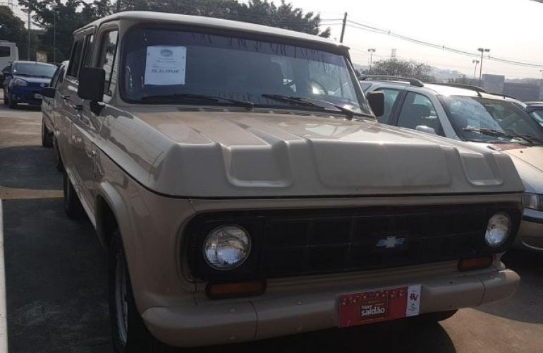 Chevrolet Veraneio 4.1 12V - Foto #3