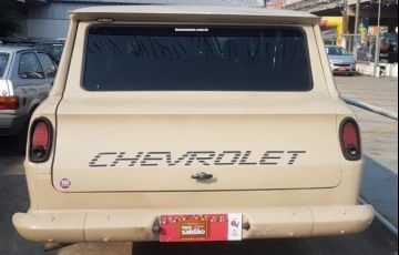 Chevrolet Veraneio 4.1 12V - Foto #4