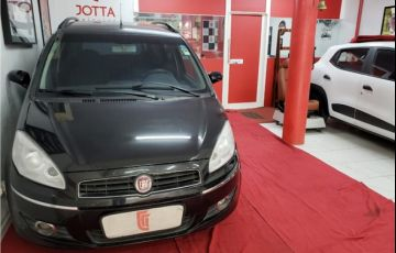 Fiat Idea 1.4 MPi Elx 8V Flex 4p Manual - Foto #5