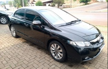Honda New Civic LXL SE 1.8 i-VTEC (Aut) (Flex) - Foto #3