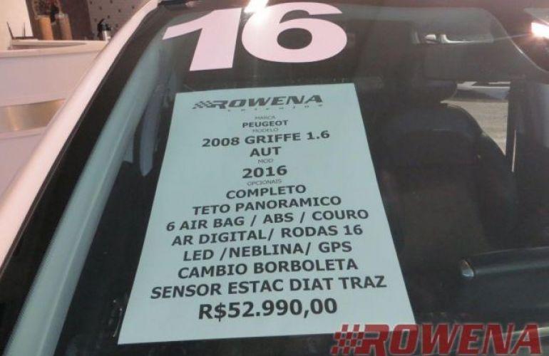 Peugeot 2008 Griffe 1.6 16V (Flex) - Foto #10