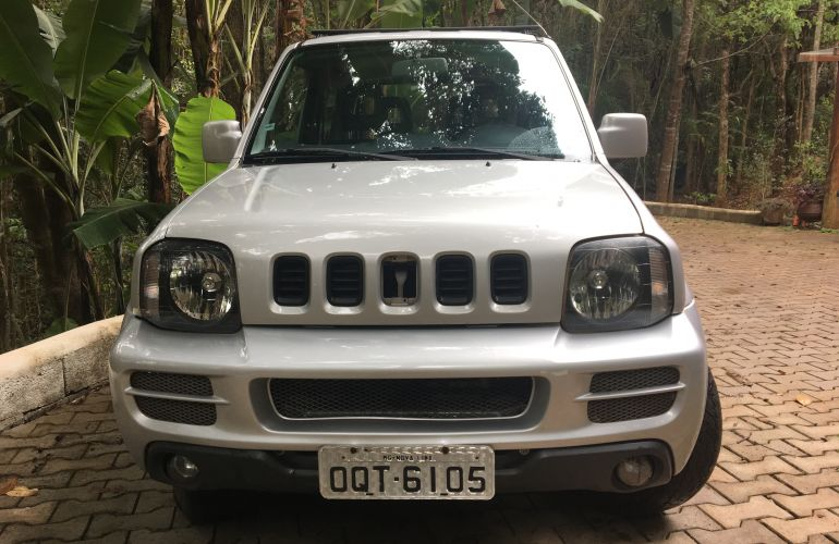 Suzuki Jimny 1.3 4WD 4All - Foto #6
