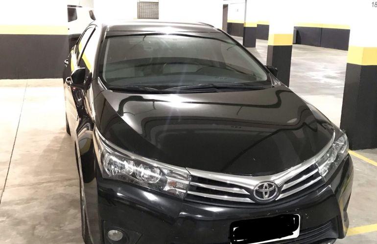 Toyota Corolla Sedan 2.0 Dual VVT-i Flex XEi Multi-Drive S - Foto #7
