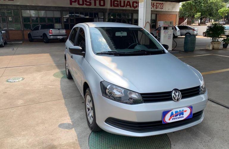 Volkswagen Gol 1.0 MPI Trendline (Flex) - Foto #3