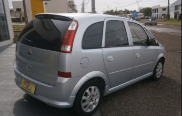 Chevrolet Meriva Maxx 1.8 (Flex) - Foto #3