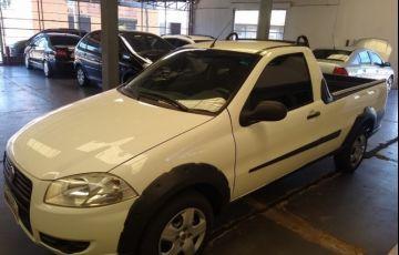 Fiat Strada Working 1.4 (Flex) (Cabine Simples)