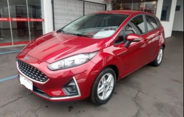 Ford New Fiesta SEL 1.6 16V (Aut)