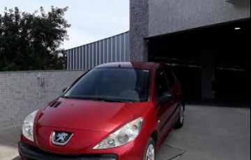 Peugeot 207 Hatch X-Line 1.4 8V (flex) (4 p.)