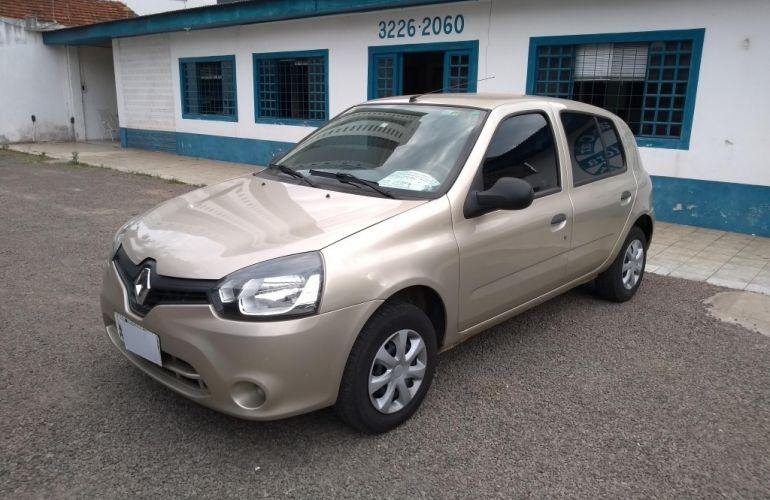 Renault Clio Expression 1.0 16V (Flex) - Foto #1