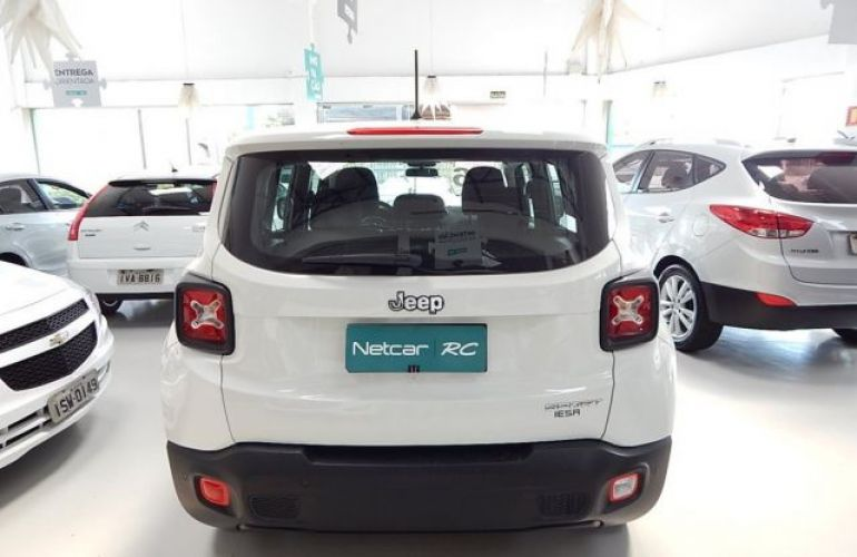 Jeep Renegade Sport 1.8 (Flex) - Foto #4