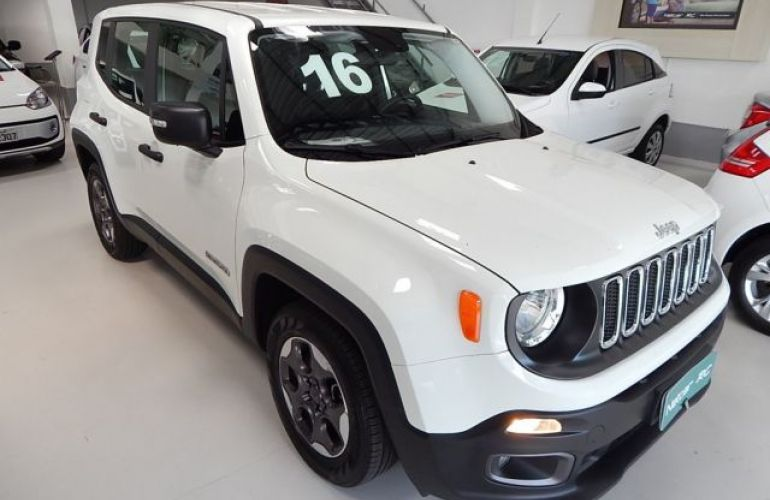Jeep Renegade Sport 1.8 (Flex) - Foto #6