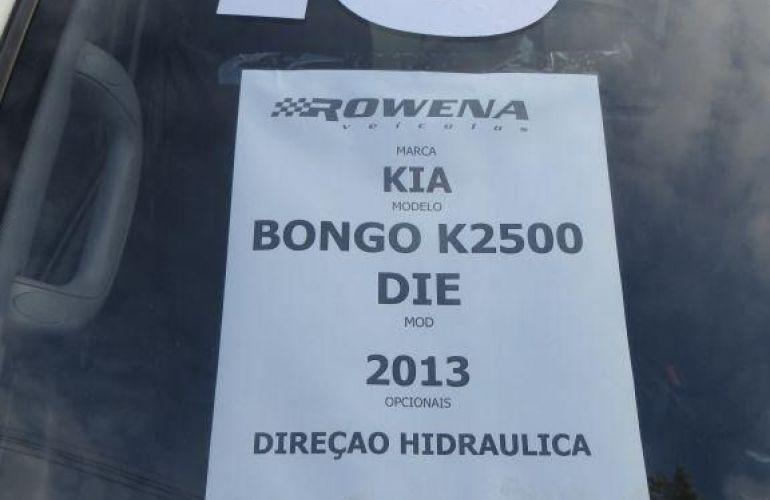 Kia Bongo K-2500 4X2 Cabine Simples 2.5 Turbo - Foto #8
