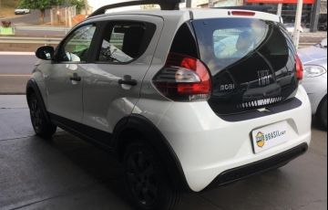 Fiat Mobi Evo Way 1.0 (Flex) - Foto #4