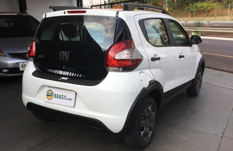 Fiat Mobi Evo Way 1.0 (Flex) - Foto #5