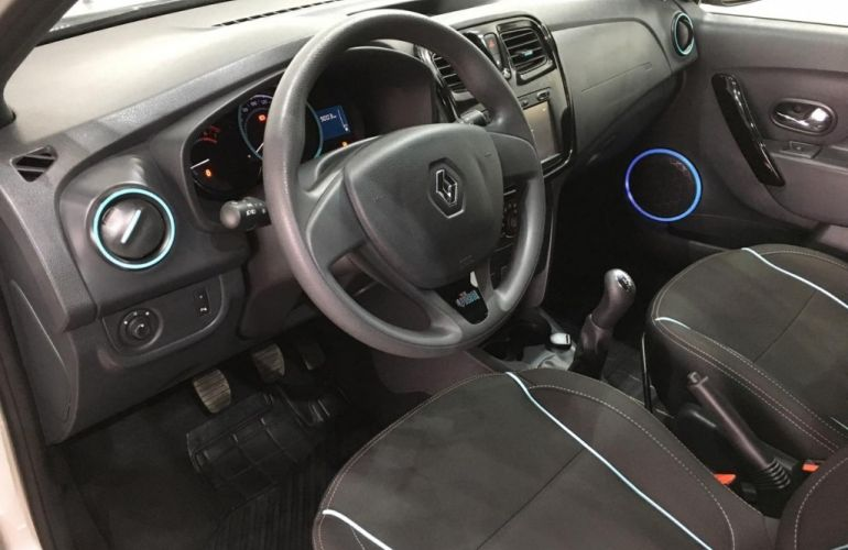 Renault Sandero Vibe 1.0 12V SCe (Flex) - Foto #7