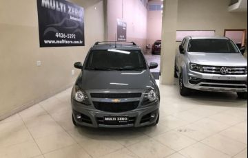 Chevrolet Montana Sport 1.4 Mpfi 8V Econo.flex - Foto #8