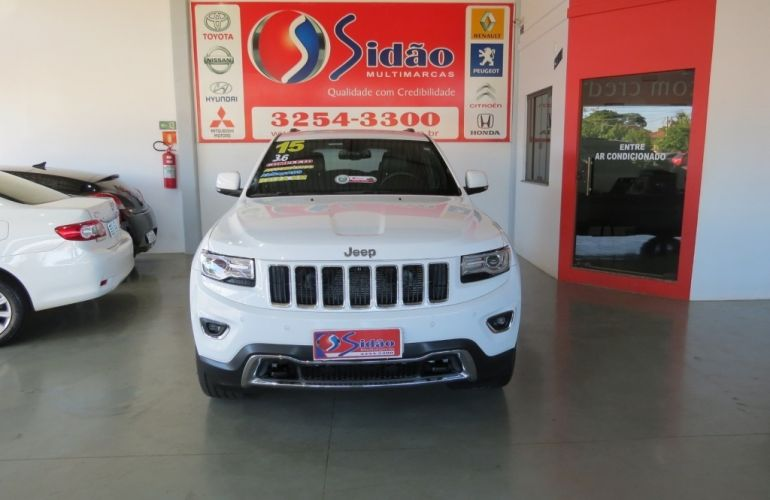 Jeep Grand Cherokee Limited 3.6 (aut) - Foto #1