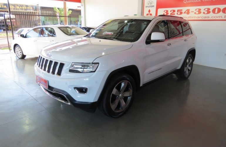 Jeep Grand Cherokee Limited 3.6 (aut) - Foto #2
