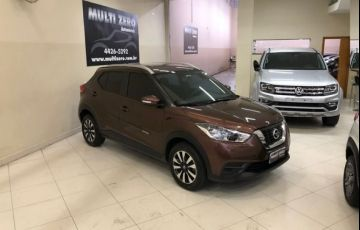 Nissan Kicks S Xtronic CVT 1.6 16V Flex