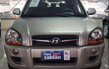Hyundai Tucson GLS 2.0 Flex - Foto #1