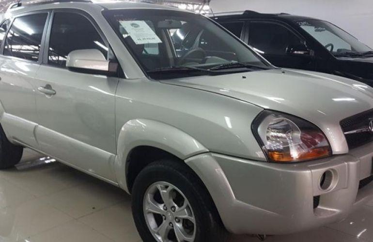 Hyundai Tucson GLS 2.0 Flex - Foto #3