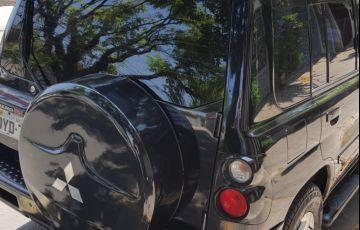 Mitsubishi Pajero TR4 2.0 16V (flex) (aut)