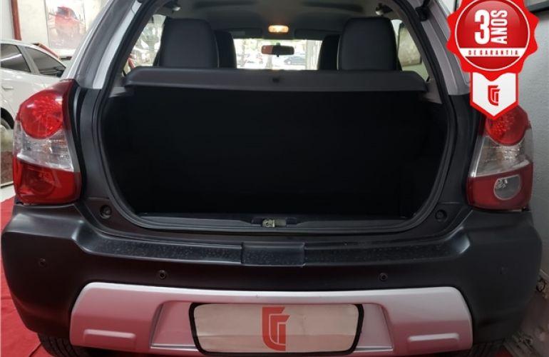 Toyota Etios 1.5 Xls 16V Flex 4p Manual - Foto #4