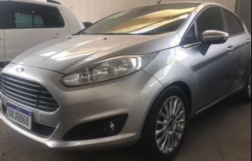 Ford New Fiesta Hatch SE 1.6 16V (Flex) - Foto #5