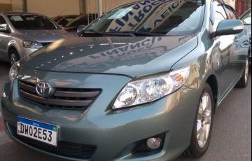 Toyota Corolla Sedan XLi 1.8 16V (flex)