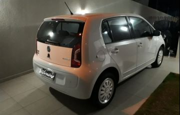 Volkswagen Up! 1.0 12v E-Flex white up! I-Motion