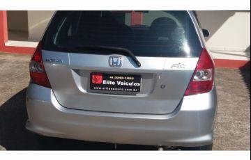 Honda Fit LX 1.4 - Foto #4