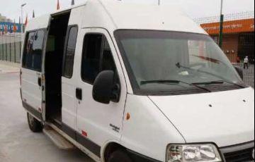 Fiat Ducato 2.3 Minibus (Teto Alto) 16L TDI MJet Economy